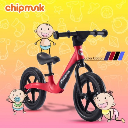 RoyalBaby Chipmunk RoyalBaby Sport Balance Bike for 2 to 5 Years Boys and Girls, No Pedal Walking Bike with Lightweight Magnesium