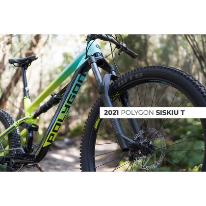 Polygon Siskiu T7 29er Dual Suspension Trail Bike