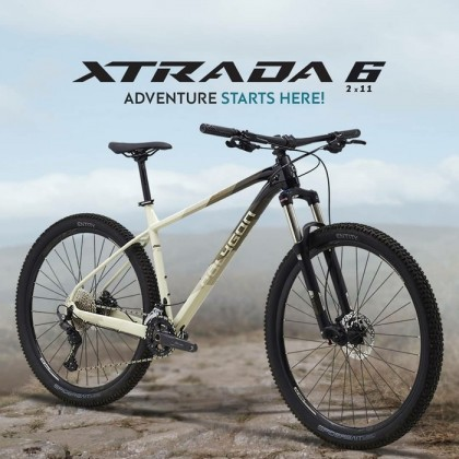 Polygon 2021 Xtrada 6 2x11 27.5'' Size S Hardtail Mountain Bike